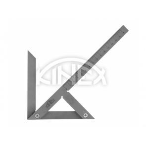 Център квадрат KINEX 100x70 / 90 мм, CSN 25 5162