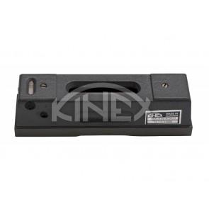 Прецизен нивелир Kinex 5721, 150x42x40 мм, 0,11-0,2 мм, ČSN 25 5721-1