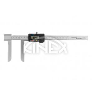 Дигитален шублер Kinex 200 мм, 70х17 мм