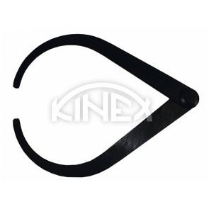Шублер за външно измерване KINEX 0-250 / 150 мм - Скоба