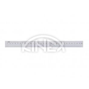 Линийка от неръждаема стомана KINEX 1000 мм, DIN 866/B