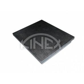 Измервателна маса от чугун KINEX 1000x800 mm, DIN 876/0