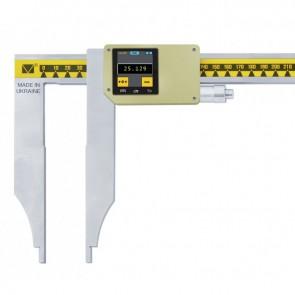 Дигитален шублер Microtech 0-500 mm, 0.001 mm, 100 mm, 15N