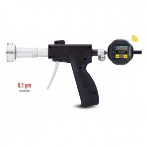 Дигитален триточков микрометър MICROTECH 100-125 mm, 0.0001 mm