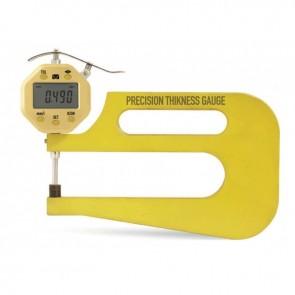 Микрометър за измерване на дебелина MICROTECH 0-25 mm, 0.001 mm, 200 mm