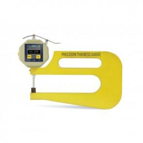 Микрометър за измерване на дебелина MICROTECH 0-25 mm, 0.001 mm, INTELLIGENT