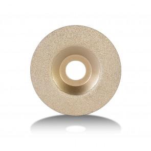 Диамантен диск за шлайфане на скалнооблицовъчни материали Rubi VDF / ф100х22.23мм