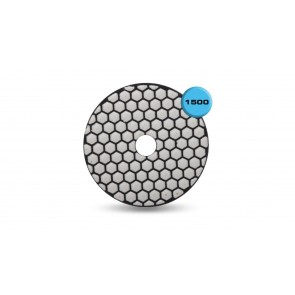 Диск за полиране на мрамор Rubi / ф100мм, P100
