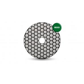 Диск за полиране на мрамор Rubi / ф100мм, P800