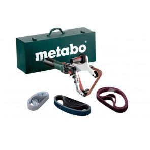 Лентов шлайф за тръби Metabo RBE 15-180 Set / 1550W, 40x760мм