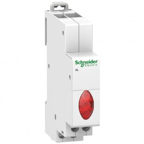 Индикатор светодиоден за DIN шина Schneider Electric iIL / 380V