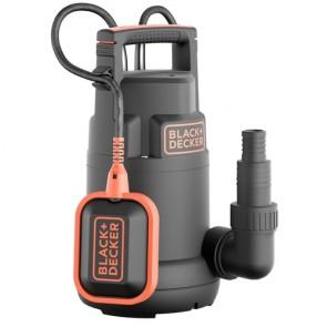 Потопяема помпа за чиста вода Black&Decker BXUP250PCE / 250W, 6000л/ч