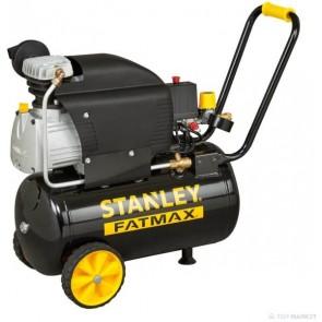 Бутален компресор Stanley D210 - 50l, 230 W + КОМПЛЕКТ ПНЕВМАТИЧНИ ИНСТРУМЕНТИ FNA S.P.A, 6 Ч 9045854BND