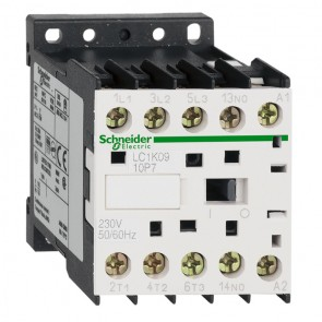 Контактор автоматичен Schneider Electric LC1K / 9А, 220V