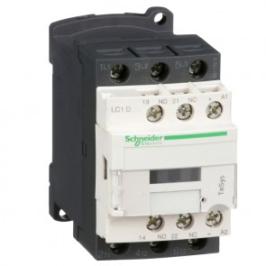 Контактор автоматичен Schneider Electric LC1D / 9А, 24 VDC