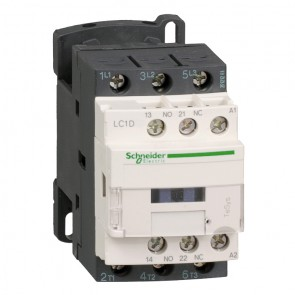 Контактор автоматичен Schneider Electric LC1D / 9А, 220V