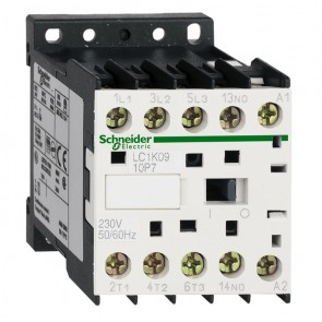 Контактор автоматичен Schneider Electric LC1K / 6А, 220V, 3P, NC