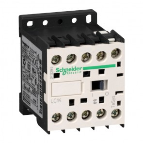Контактор автоматичен Schneider Electric LC1K / 6А, 24V, 3P, NC