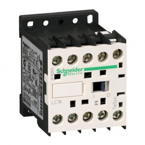 Контактор автоматичен Schneider Electric LC1K / 6А, 24V, 3P, NO