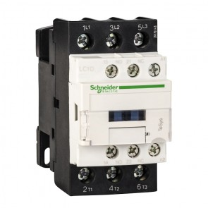 Контактор автоматичен Schneider Electric LC1D / 25А, 380V, 3NO, 50Hz