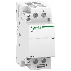 Контактор автоматичен Schneider Electric iCT / 40А, 220V, 2NO