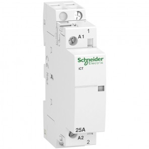 Контактор автоматичен Schneider Electric iCT / 25А, 220V, 1NO, 50Hz