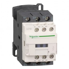 Контактор автоматичен Schneider Electric LC1D / 12А, 220V