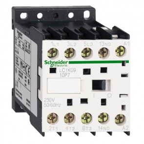 Контактор автоматичен Schneider Electric LC1K / 12А, 220V