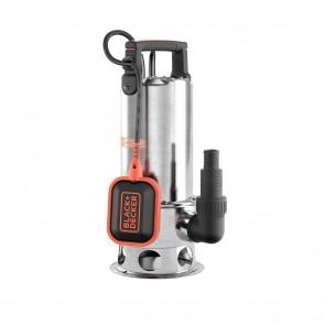 Потопяема помпа за мръсна вода Black&Decker BXUP1100XDE / 1100W, 16500л/ч