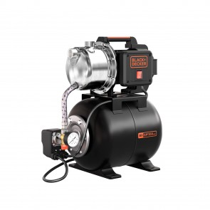 Хидрофор Black&Decker BXGP1100XBE / 1100W, 4600л/ч, 24л