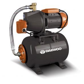Хидрофорна помпа Daewoo AUTOJET100S / 750W, 3600л/ч, 19л