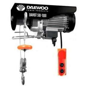 Телфер Daewoo DAHST500/1000 / 1800W, до 1000кг