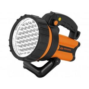 Акумулаторен фенер Daewoo DASL400 / 3.7V, 2Ah