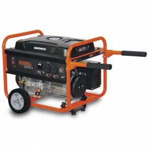Бензинов трифазен генератор Daewoo GD6500 / 5500W