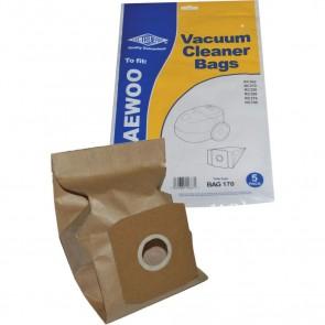 Хартиена торба за прахосмукачка Daewoo DAVC90-20L