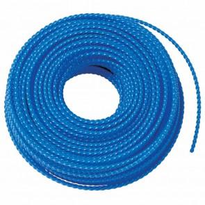 Корда за тример - спирала Daewoo / ф2.4мм, 15м