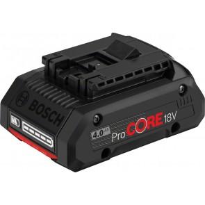 Aкумулаторна батерия Bosch ProCORE Professional / 18V, 4Ah