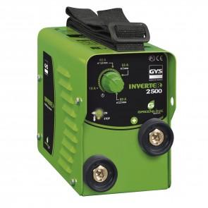 Инверторен заваръчен апарат GYS INVERTER 2500 / 10-80A