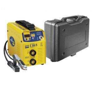 Дигитален инверторен заваръчен апарат GYSMI 163 E / 10-160 A, 230 V, Φ 1,6-4 мм, MMA Pulse, Tig Lift