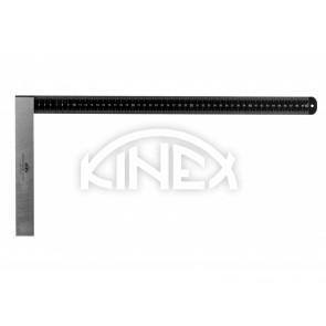 Дърводелски ъгъл Kinex със разграфяване