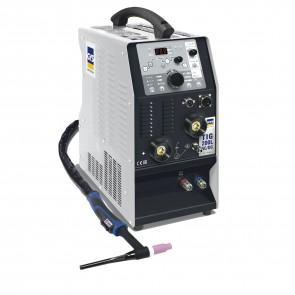Заваръчен апарат GYS TIG 200L AC/DC със аксесоари SR20DB