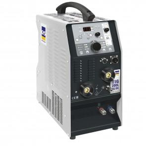 Заваръчен апарат GYS TIG 200L AC/DC, без аксесоари