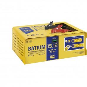 Зарядна станция GYS Batium 15-12 - 35-225 Ah, 6V, 12V