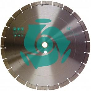 Диамантен диск за асфалт и пресен бетон IMER / ф350мм