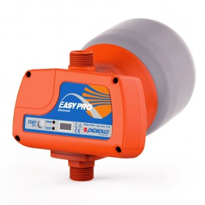 Пресостат City Pumps Easy Pro / 3л, 230V, 1-5бара, 1к.с
