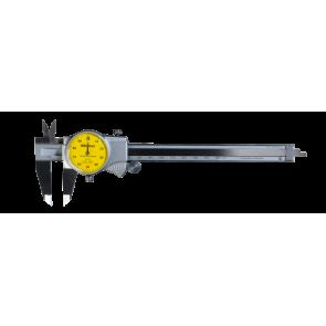 Шублер с индикаторен часовник и дълбокомер Mitutoyo 0-150 mm / 0,01 mm
