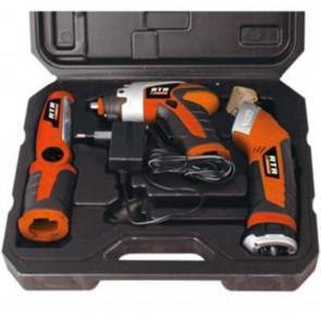 Комплект акумулаторни инструменти Premium CT010305 / 3.6V, 1.3Ah