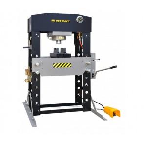Хидравлична преса с манометър Rodcraft WP50P / 50т