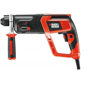 Перфоратор Black&Decker KD985KA / 800W, 980об/мин, 5180уд/мин, 2.2J, SDS-Plus
