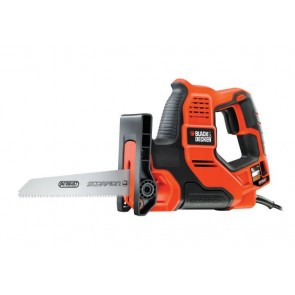 Ножовка Black&Decker Scorpion RS890K / 500W, 2700ход/мин